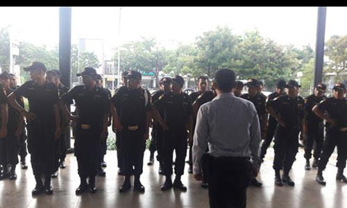 Outsourcing Satpam Security di Cirebon