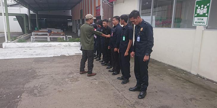 Jasa Satpam di Makassar